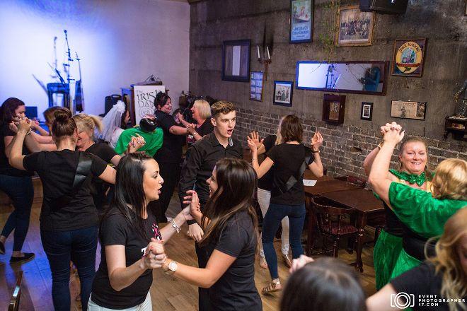 The Irish Dance Party, Dublin, Ireland