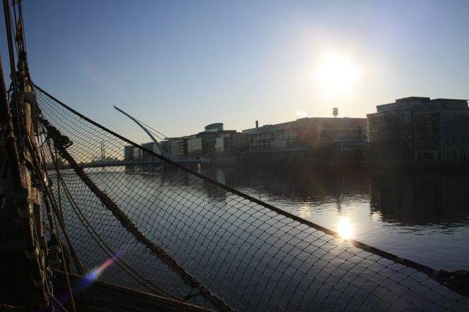 The Jeanie Johnston: An Irish Famine Story, Dublin, Ireland