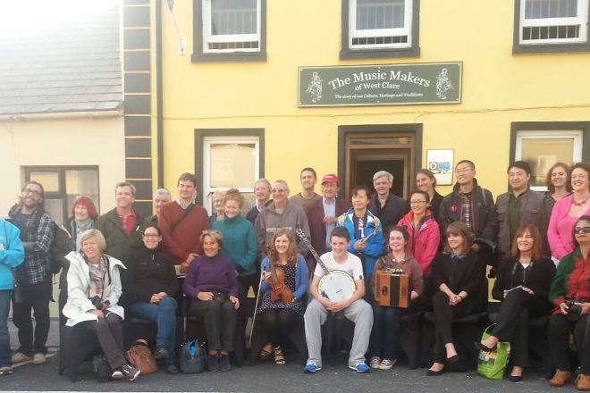 The Music Makers of West Clare, Miltown Malbay, Ireland
