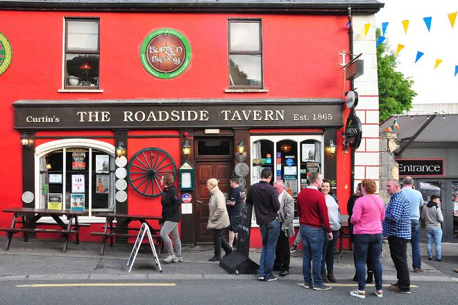 The Roadside Tavern, Lisdoonvarna, Ireland