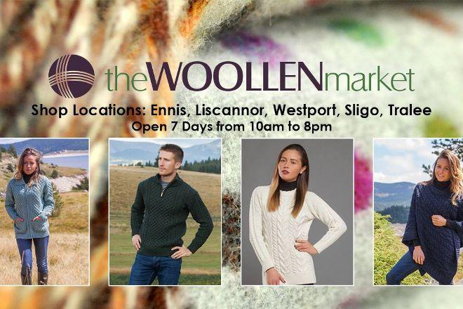 The Woollen Market, Ennis, Ireland