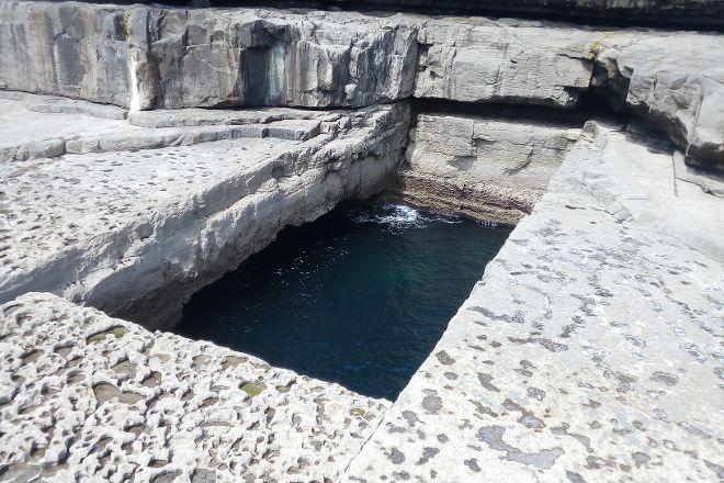 The Wormhole, Inishmore, Ireland