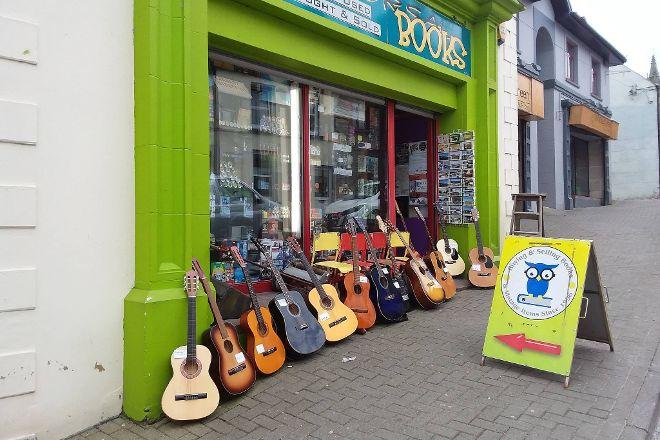 Universal Books, Letterkenny, Ireland