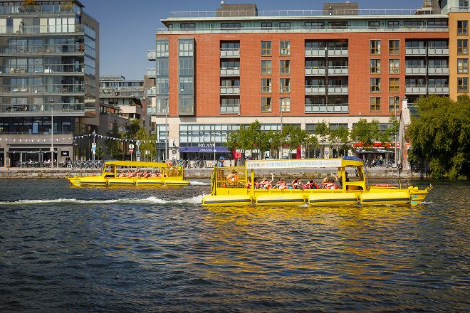 Viking Splash Tours, Dublin, Ireland