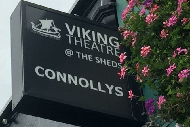 Viking Theatre @ the sheds, Dublin, Ireland