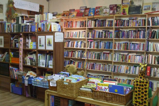 Zozimus Bookshop, Gorey, Ireland