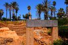 Ramses II's Gate Garden