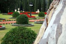 Bahai Gardens  and Shrine, Acre, Israel