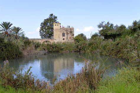 Antipatros Fort, Yarkon National Park, Tel Afek, Rosh Haayin, Israel