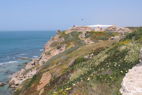 Apollonia National Park, Herzliya, Israel