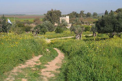 Tel Afek - En Afek Nature Reserve, Qiryat Bialik, Israel