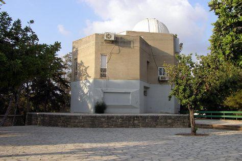 Givatayim Observatory and Garden, Giv'atayim, Israel