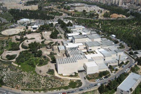The Israel Museum, Jerusalem, Jerusalem, Israel