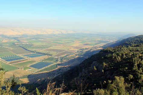 Manara Cliff, Kiryat Shmona, Israel