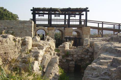 Taninim Nature Reserve, Bet Hananya, Israel