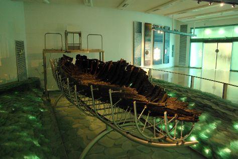 Yigal Alon Museum, Ginosar, Israel
