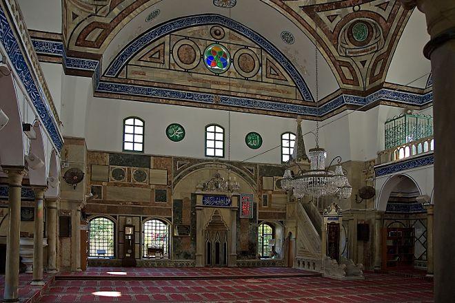 Al-Jazzar Mosque, Acre, Israel