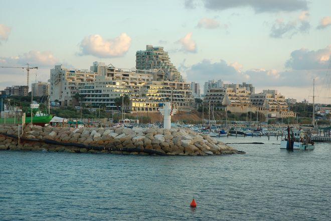 Ashkelon Marina, Ashkelon, Israel
