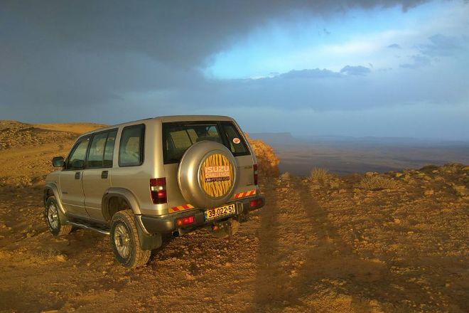 Beresheet Desert Tours, Mitspe Ramon, Israel