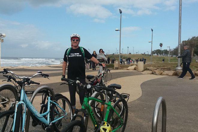 Bike Tours Tel Aviv Israel, Tel Aviv, Israel