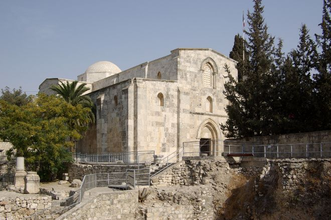 Church of Saint Anne, Jerusalem, Israel