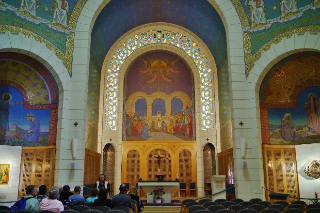 Church of Saint Peter in Gallicantu, Jerusalem, Israel