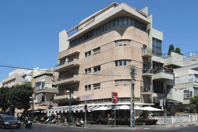 Dizengoff Street, Tel Aviv, Israel