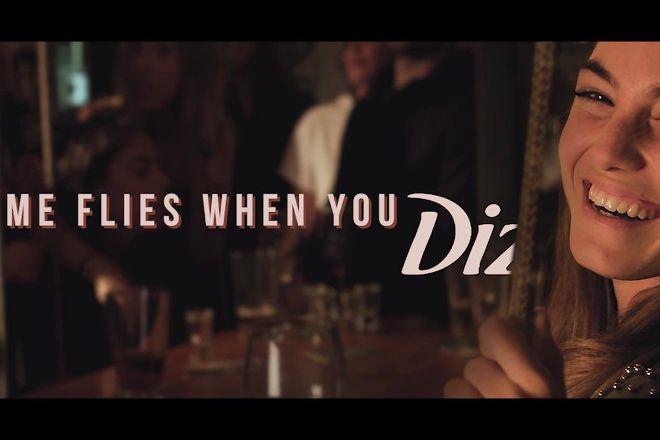 Dizzy Frishdon Bar & Club, Tel Aviv, Israel