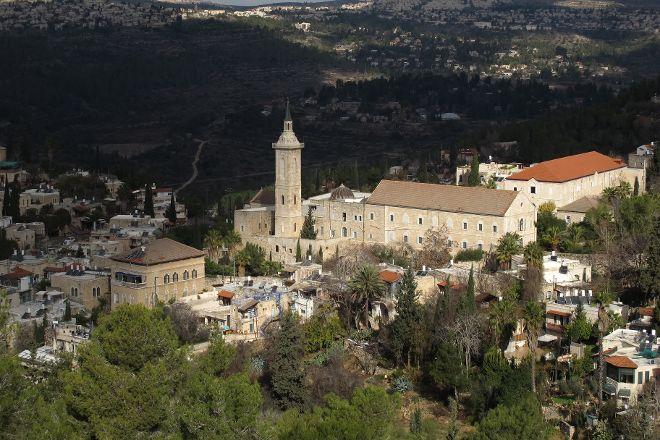 Ein Kerem, Jerusalem, Israel