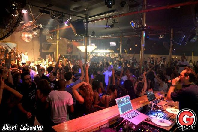 G-Spot Club, Tel Aviv, Israel