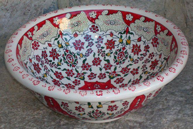 George and Dorin Sandrouni Armenian Ceramics, Jerusalem, Israel