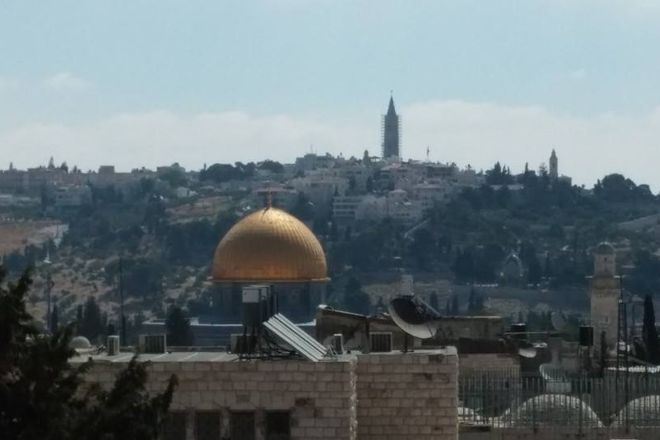 Gil Regev Private Tours in Israel & Jordan, Jerusalem, Israel