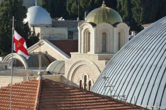 Greek Orthodox Patriarchate Museum, Jerusalem, Israel