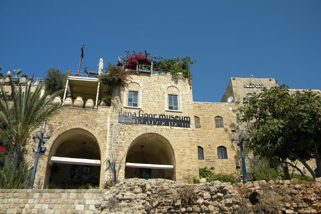 Ilana Goor Museum, Jaffa, Israel