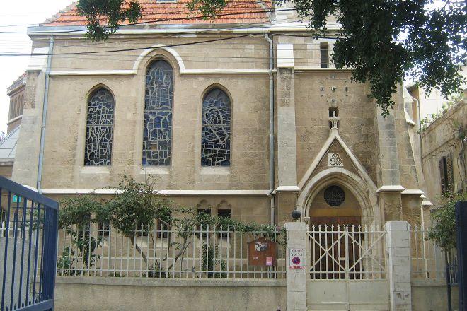 Immanuel Church, Jaffa, Israel