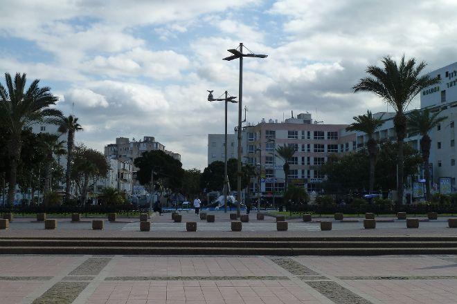 Inter Active Atzmaut Square, Netanya, Israel