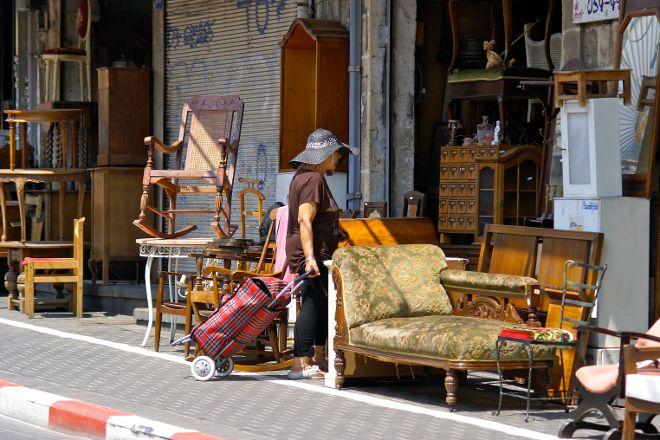 Jaffa Flea Market, Jaffa, Israel