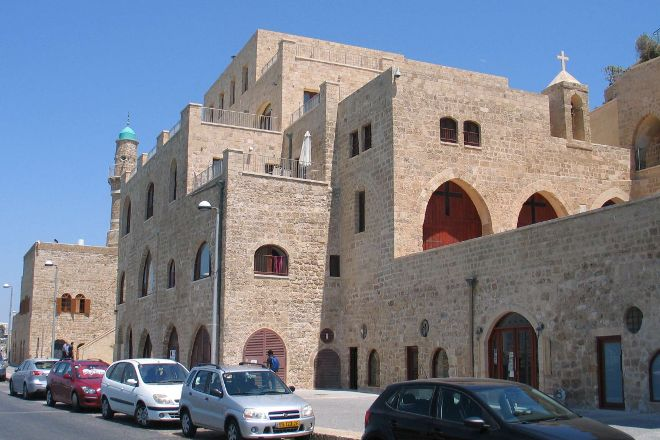 Jaffa Old City, Jaffa, Israel