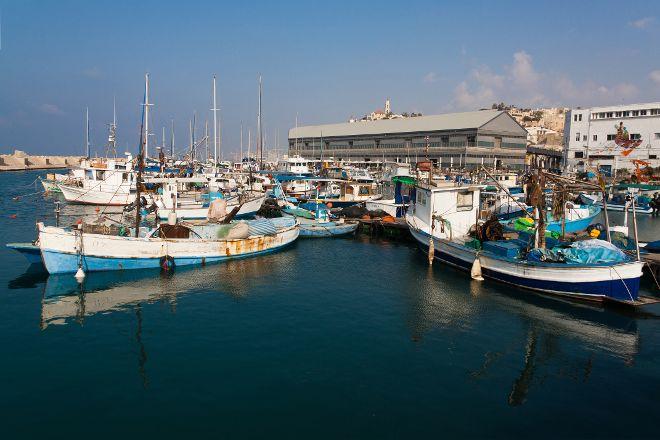 Jaffa Port, Jaffa, Israel