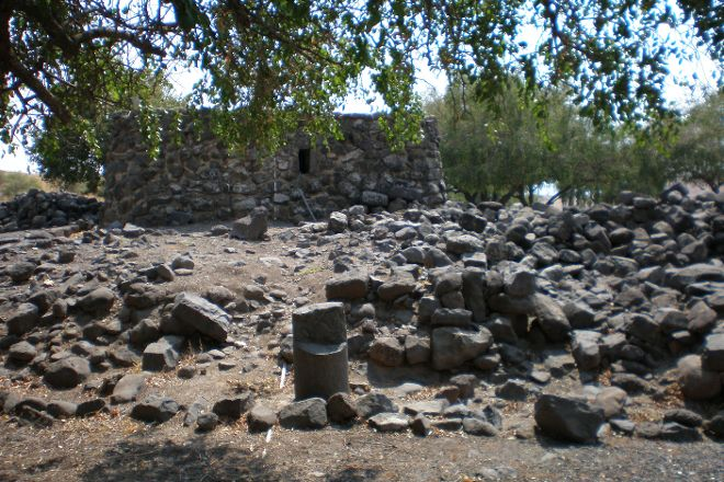 Korazim National Park, Capernaum, Israel