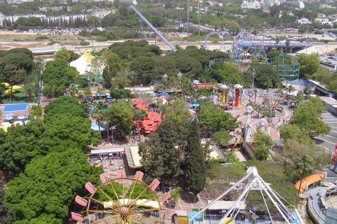 Luna Park, Tel Aviv, Israel
