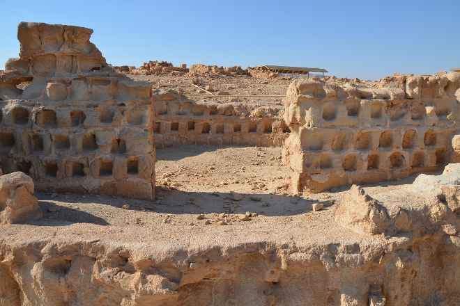 Masada Fortress, Arad, Israel