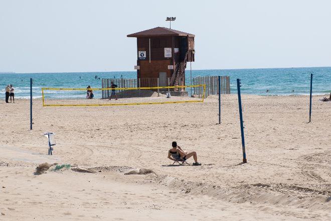 Meridian Beach, Haifa, Israel