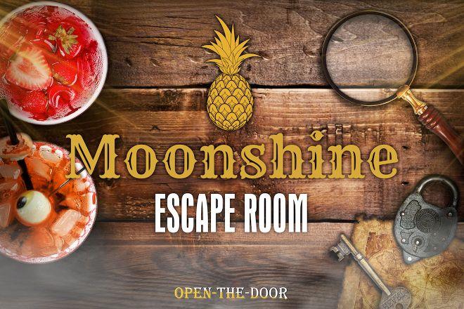 Moonshine Escape room, Jerusalem, Israel