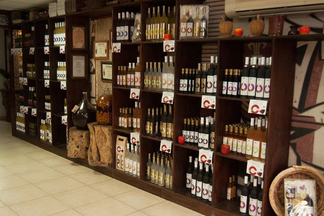 Morad Winery, Yokneam Moshava, Israel