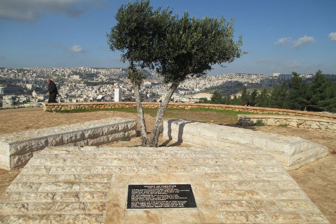 Mt. of Precipice Lookout Point, Nazareth, Israel