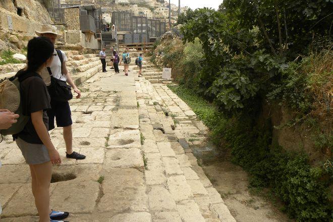 Pool of Shiloah, Jerusalem, Israel