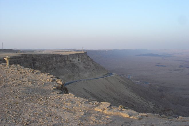Ramon Crater, Mitspe Ramon, Israel