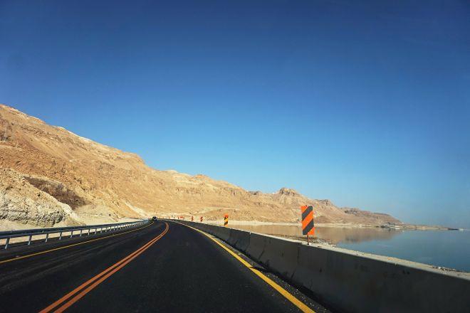 Route 90, Ein Bokek, Israel