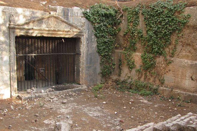Sanhedrin Tombs, Jerusalem, Israel